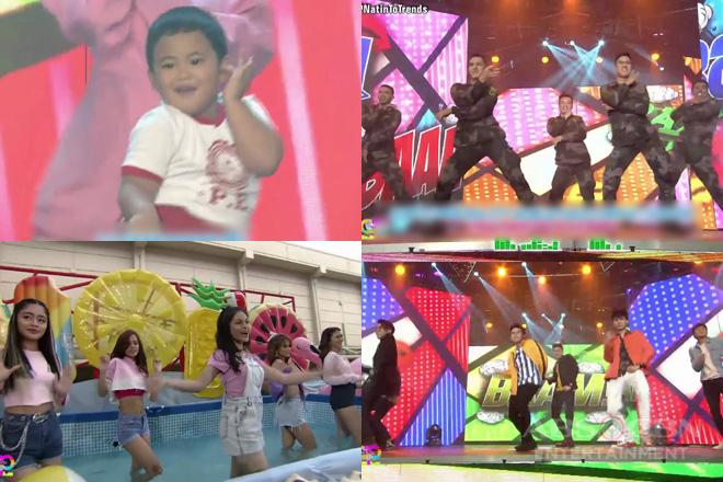 Internet dancing sensations' dance off with Kapamilya stars!