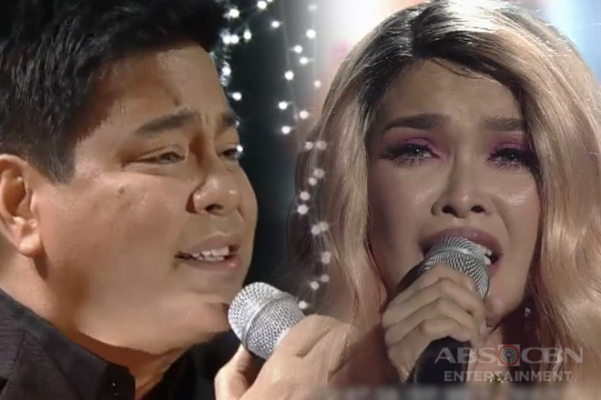 KZ Tandingan and Martin Nievera's moving rendition of 'Anak'