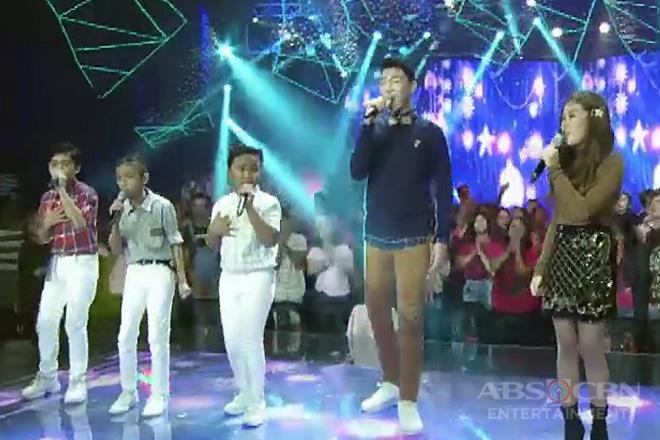 Ang maagang pamasko nina Darren, Janine Berdin at TNT Boys sa ASAP Natin 'To
