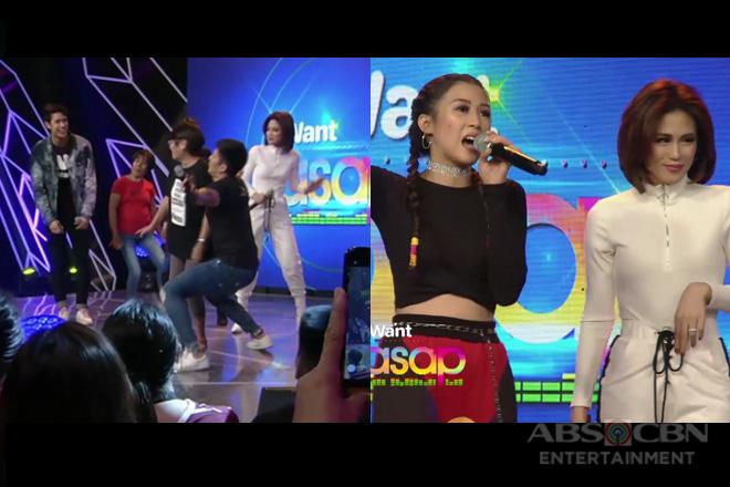 WATCH: Toni and Alex, dinala ang Chambe dance craze sa iWant ASAP
