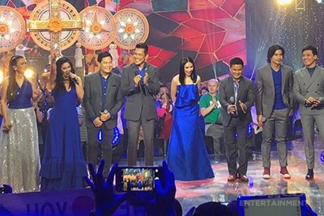 Kapamilya singing icons perform your favorite Christmas songs on The Greatest Showdown