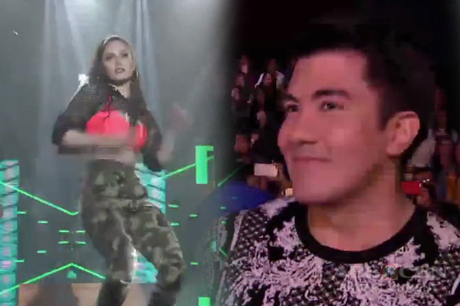 Luis Manzano shows his full support for girlfriend Jessy Mendiola on her ASAP Natin 'To performance