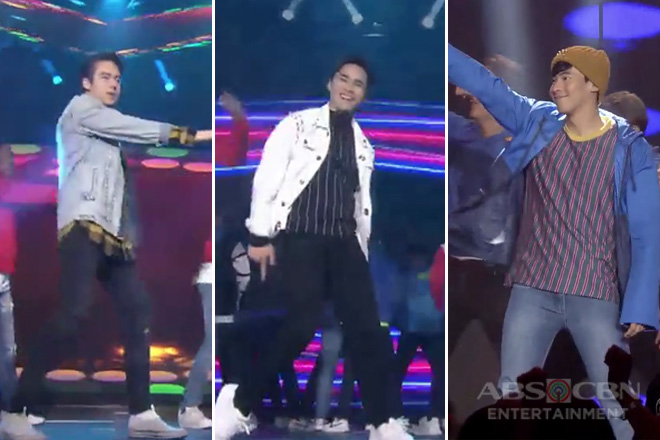 MAJOR THROWBACK! McCoy, Jameson & Enchong groove to the dance hits of the 90s!