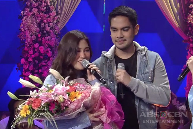 Moira Dela Torre and Jason Marvin share their wedding preparations