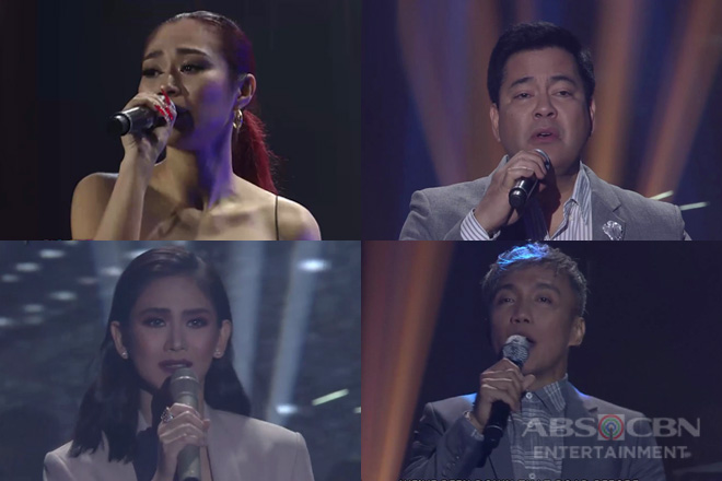 World-class performers join their voices on ASAP Natin 'To