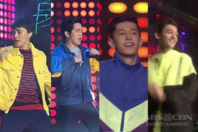 PBB ex-housemates join force on the ASAP Natin 'To dance floor
