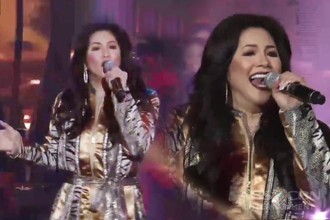 LET'S GET LOUD! Asia's Songbird heats up the