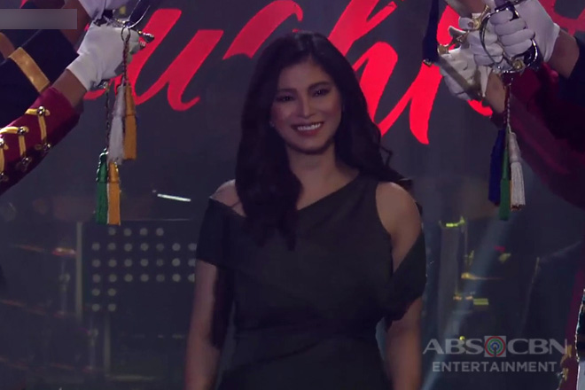 Salute to the queen! Angel Locsin's TV comeback!