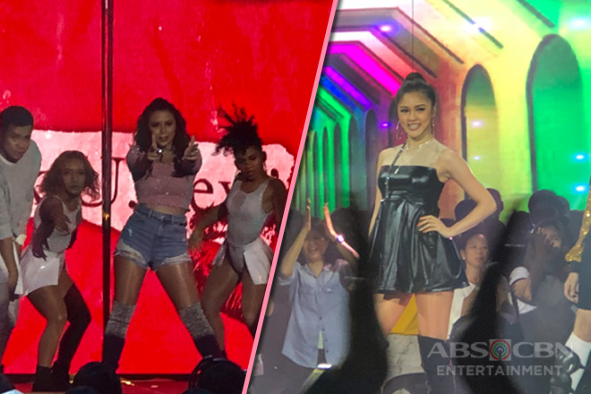 Yassi Pressman VERSUS Kim Chiu in an 'Ariana Grande dance showdown'!