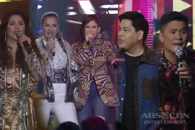 ASAP Natin 'To stars in a 'Fantastic Fiesta' opening number