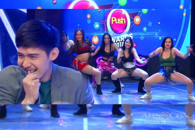 iWant ASAP: SexBomb New Gen, pinagbigyan ang dance request ni Robi