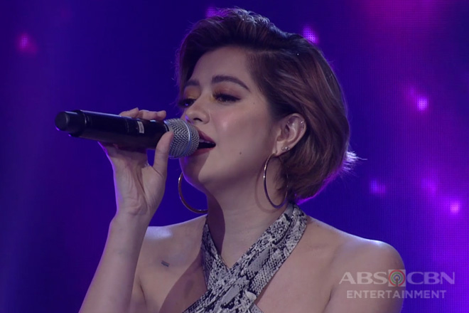 Sue Ramirez' hugot-filled performance on iWant ASAP