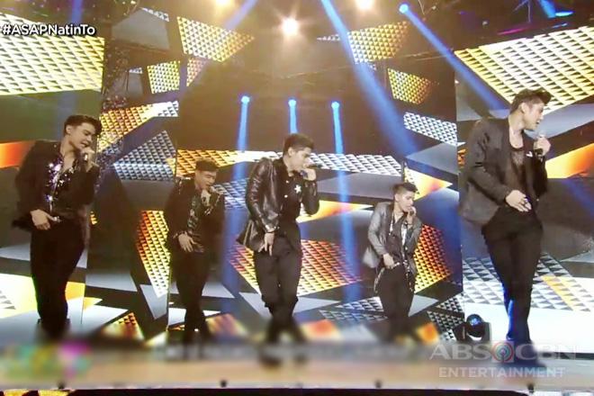 BoybandPH performs 'One More Time' on ASAP Natin 'To