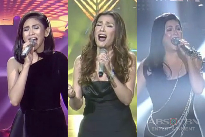 Kapamilya singers' videoke hits sing off on The Greatest Showdown