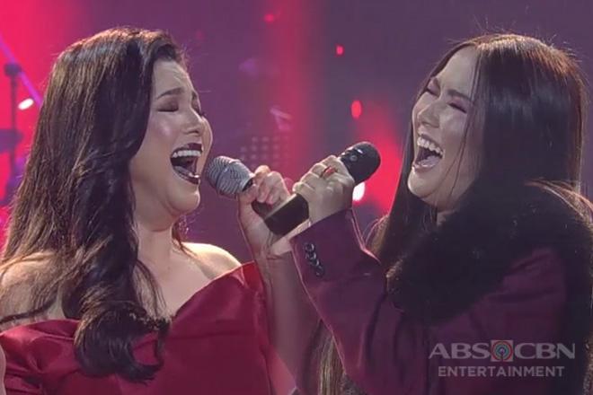 Regine Velasquez and Yeng Constantino's heartfelt version of famous wedding songs