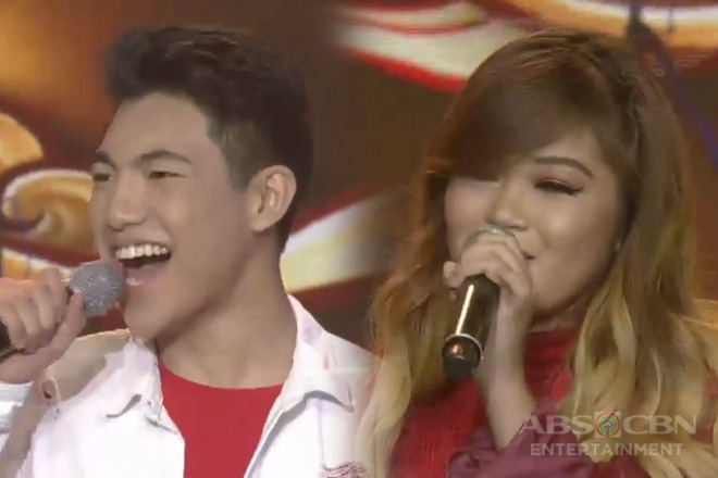 Darren and Janine join their voices for one powerful number!