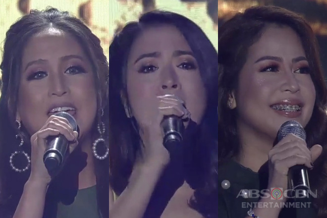Jolina Magdangal, Antoinette Taus, and Roselle Nava are back on the ASAP Natin 'To stage!