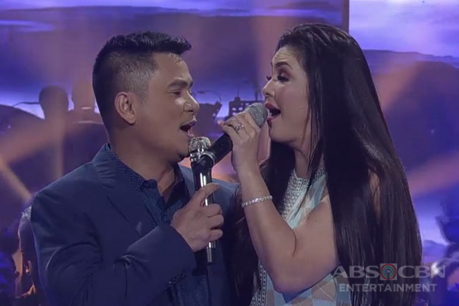 Regine & Ogie's touching performance on ASAP Natin 'To