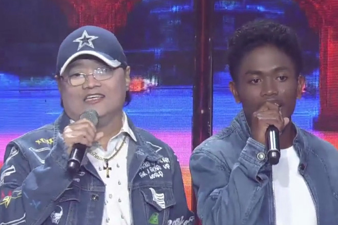Lucky fan gets his dream duet with April Boy Regino on ASAP Natin 'To!
