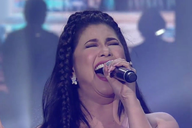 "Regine Velasquez blew us away with her ""It Might Be You"" performance!"