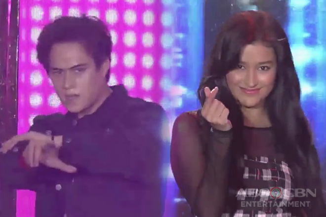 #LizQuen dances to the tunes of K-Pop hits!