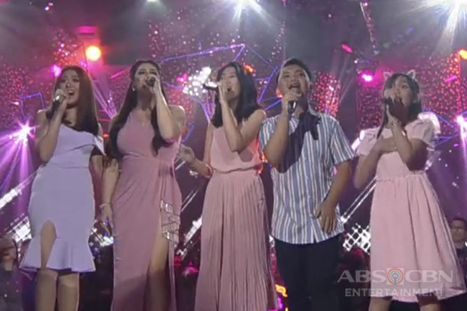 "Regine and Morissette take on the ""Pangarap Ko Ang Ibigin Ka"" challenge with their fans!"