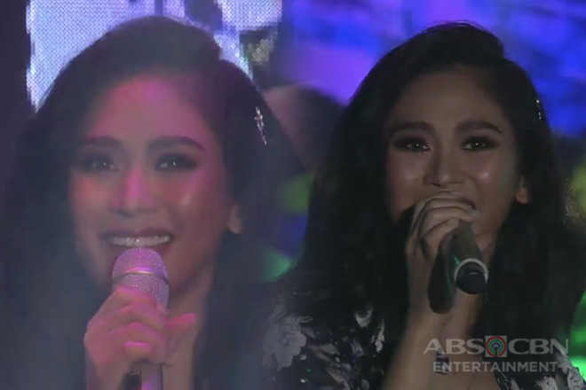 "Sarah G. channels JLo in ""Dance Again"" performance!"