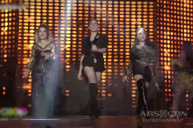 """Morissette, Jona & Klarisse channel their inner Destiny's Child on their """"Crazy In Love"""" performance"""