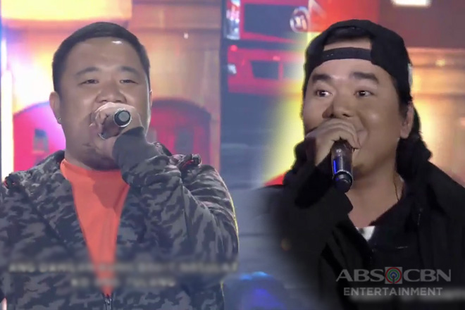 Astig rapper firefighter Mark Jayson gets dream performance with Gloc-9!