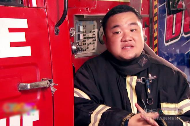 Kilalanin ang viral astig rapper firefighter na si Mark Jayson