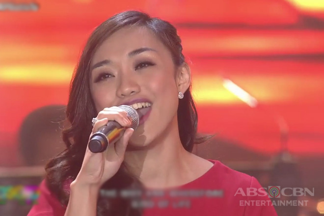 PGT finalist turned nurse sings on the ASAP Natin 'To stage