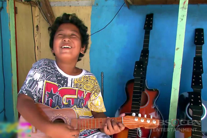 WATCH: Meet the viral Ukelele Boy of Cebu Junlie