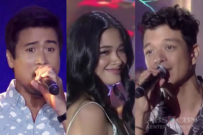 Halik cast bids farewell on ASAP Natin 'To