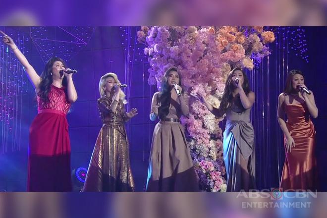 "New Generation Divas ""SHINE"" on their performance with Regine Velasquez"