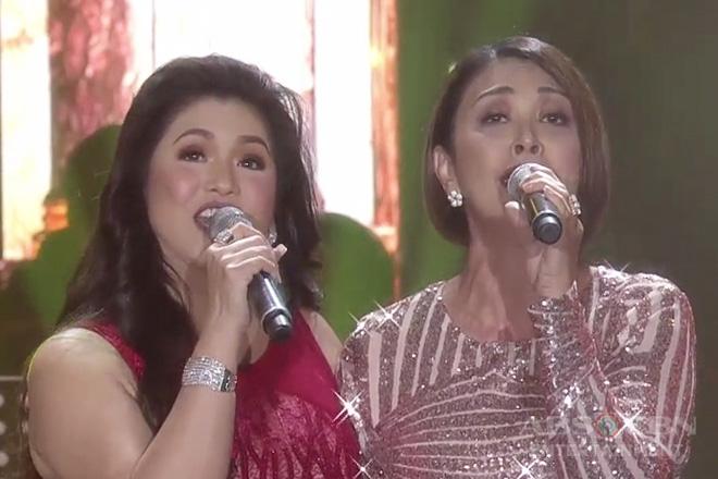 Pops Fernandez returns on ASAP Natin 'To, performs with Regine Velasquez