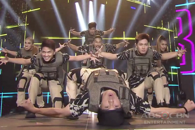 'World Of Dance PH' champs FCPC Baliktanaw show off their moves on the ASAP Natin 'To stage