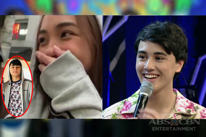 iWant ASAP: Maymay, suot ang jacket ni Edward sa shooting ng Hello, Love, Goodbye sa Hong Kong