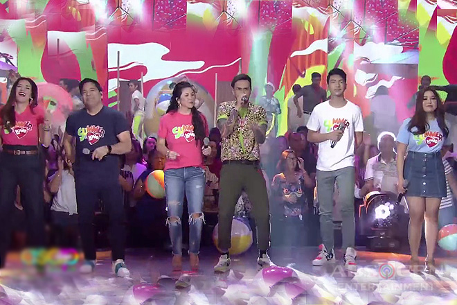 ASAP Natin 'To stars sing about 'Pinoy Summer' through ABS-CBN Summer SIDs