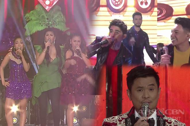 Kapamilya stars' bring musical movies to life on ASAP Natin 'To