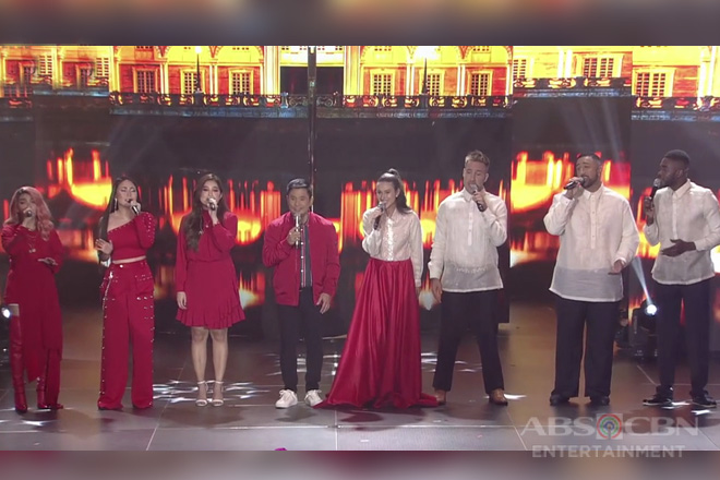 Foreigners who fell in love with OPM sing with ASAP Natin 'To stars!
