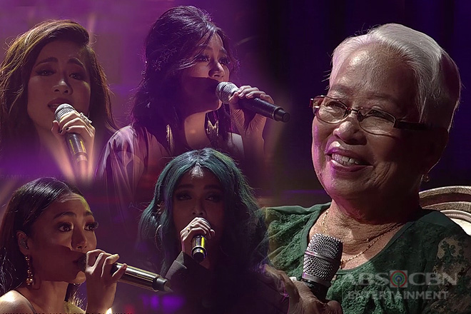 'Lola Composer' launches her song on ASAP Natin 'To!
