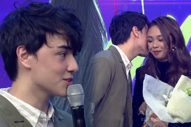 """She's the same girl, she just grew up"": Maymay, 'di mapigilan ang kilig dahil sa message ni Edward"