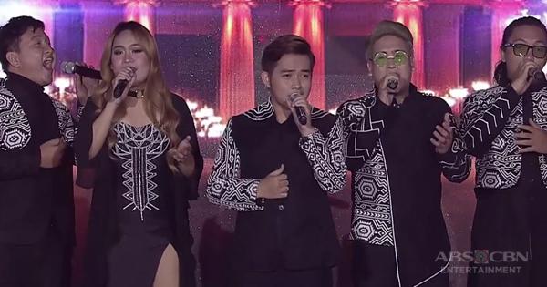 Award-wining Pinoy acapella groups take center stage on ASAP Natin 'To