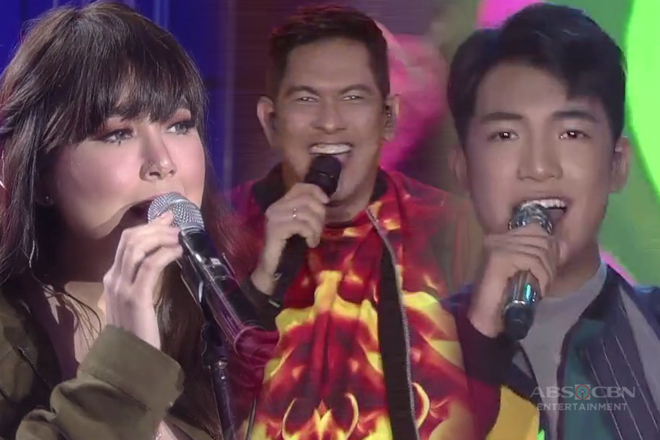 Kapamilya singers & OPM bands collab for a ROCKtastic opening party on ASAP Natin 'To