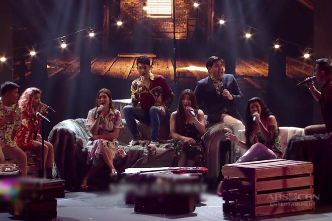 Kapamilya singers in a throwback sound trip on ASAP Kapamilya Jam