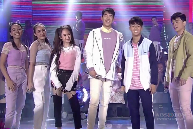 The new generation of performers fire up the ASAP Natin 'To stage