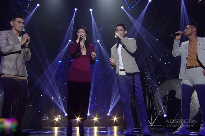 WATCH: Asia's Songbird Regine Velasquez collabs with BuDaKhel
