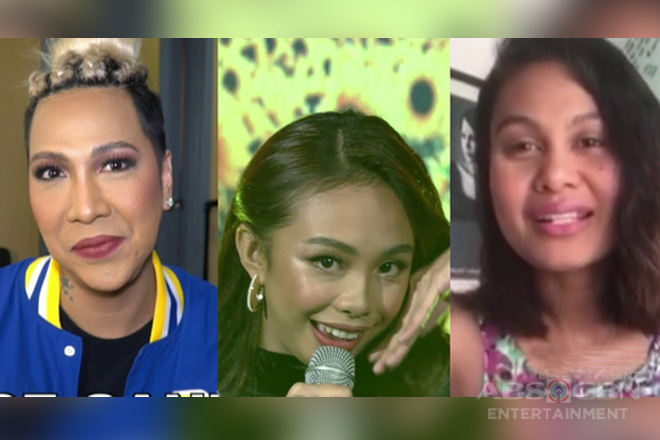 Maymay receives surprise birthday greetings from her friends & beauty queen idols