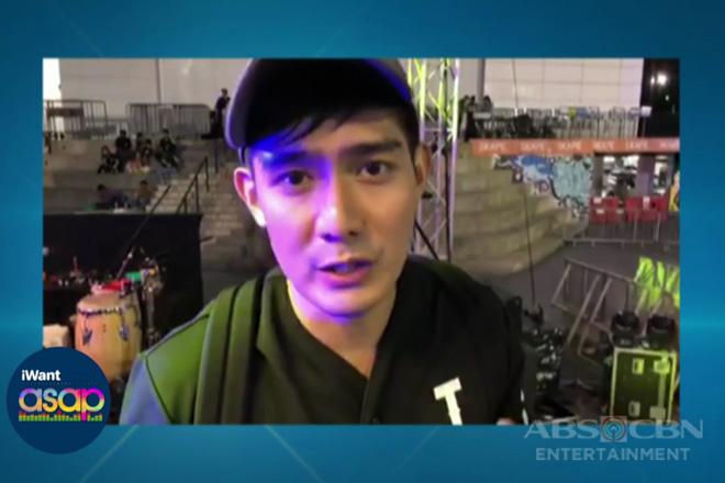 WATCH: Ang dahilan kung bakit wala si Robi Domingo sa iWant ASAP