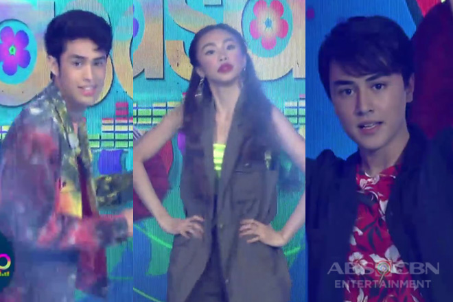 iWant ASAP: Maymay, Edward & Donny do the Halo-Halo dance craze!